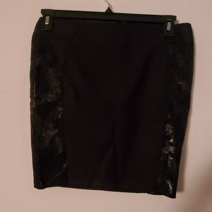 BCBGeneration Black Skirt - 6